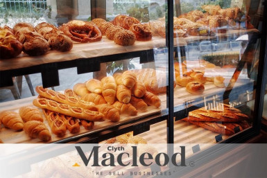 6 Day Bakery Business for Sale Bay of Plenty