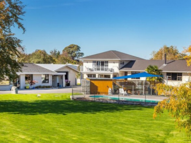 17 Unit Motel Investment Business for Sale Blenheim