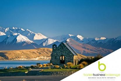 Luxury Lodge Business for Sale Lake Tekapo Canterbury