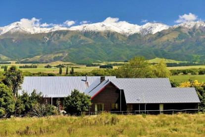 Riverview Lodge Business for Sale Hanmer Springs