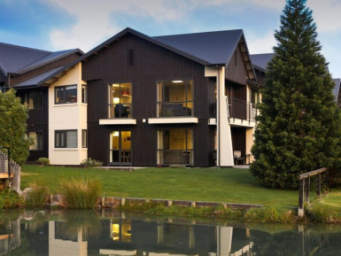 Village Lake Apartments Management Rights Business for Sale Hanmer Springs