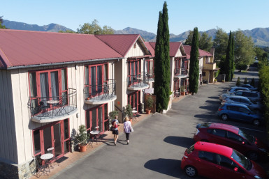 Motel Lease Business for Sale Hanmer Springs