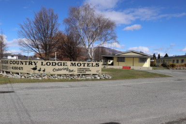 Substantial Accommodation Business for Sale Twizel