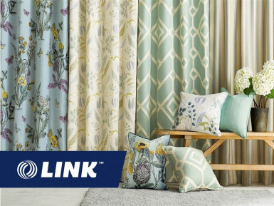 Curtains and Blinds Business for Sale Canterbury