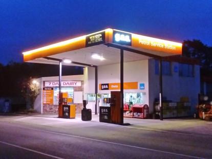 Ohoka Gas Service Station  Business for Sale Canterbury