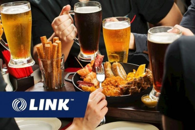 Iconic City Restaurant Bar and Pub Business for Sale Christchurch
