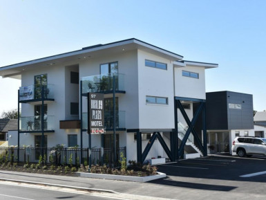 Motel Business for Sale Christchurch Central