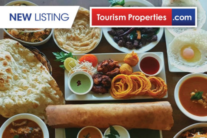 Established Indian Restaurant Business for Sale Christchurch