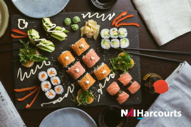 Japanese Takeaway and Restaurant Business for Sale Christchurch CBD