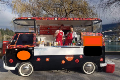 Food Truck Business for Sale Christchurch