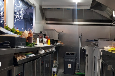 Food Trailer Crazy Meat Business for Sale Christchurch