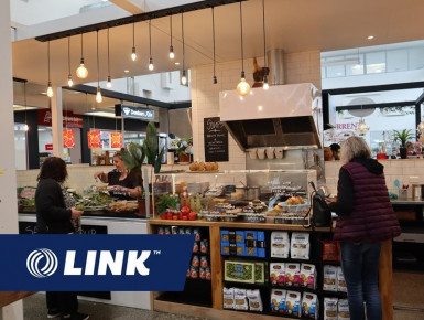 Popular Lunch Canteen Business for Sale Christchurch