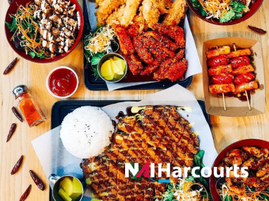 Retail Food and Takeaway Business for Sale Christchurch CBD