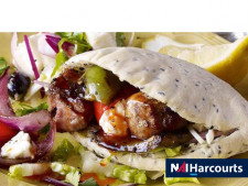 Souvlaki Takeway Business for Sale Redwood Christchurch