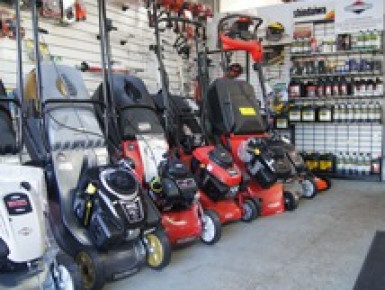 Edgeware Mowers and Chainsaw Business for Sale Christchurch