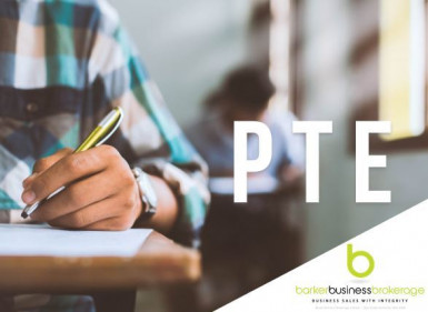 PTE Training Business for Sale Christchurch