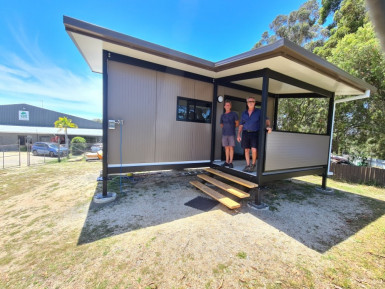 Business Partner  - Granny Flats, Studios and Home Office Business for Sale New Zealand areas