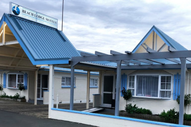 Beach Lodge Motel is Always Changing for Sale Dunedin