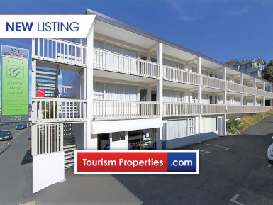 George St Motel Apartments Business for Sale Dunedin
