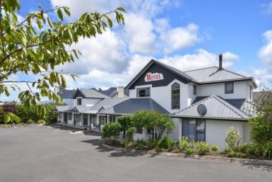 Motel near Airport Business for Sale Dunedin