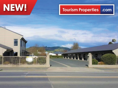 Motels 35yr Lease Business for Sale Milton Otago