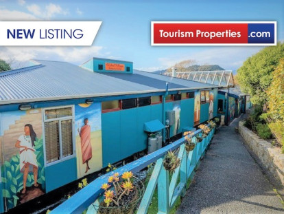 Fantastic Greymouth Backpackers for Sale Business for Sale Greymouth
