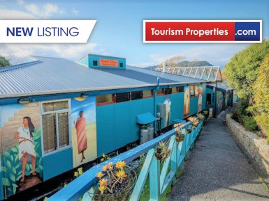 Global Village Backpackers Business for Sale Greymouth
