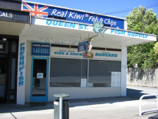 Queen Street Fish and Chips Business for Sale Nelson