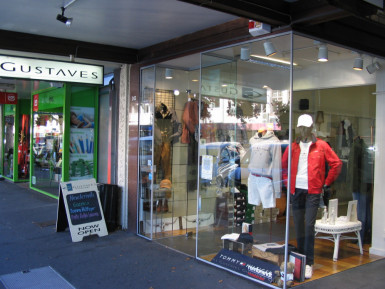 Menswear Business for Sale Nelson
