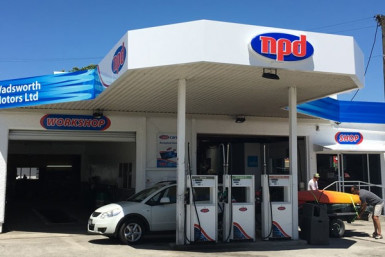 NPD Service Station and Workshop Business for Sale Tapawera Nelson
