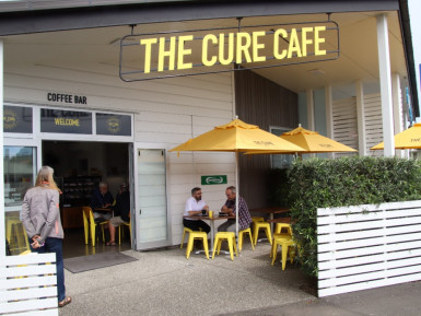Cafe for Sale New Plymouth