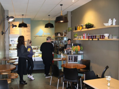 Healthy Food Cafe Business for Sale New Plymouth