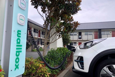 Motel Accommodation Business for Sale New Plymouth