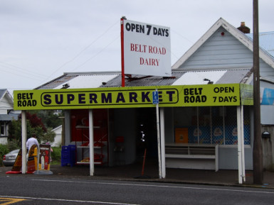 Dairy for Sale New Plymouth