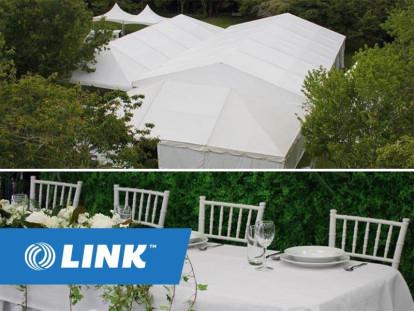 Event Hire Business for Sale Taranaki