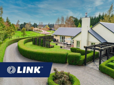 FHGC Country Estate Accommodation  Business for Sale Central North Island Area