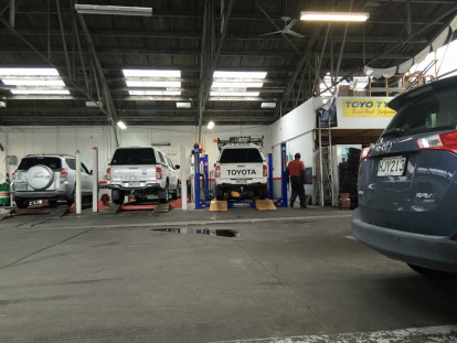 Car and Truck Servicing Business for Sale Taumarunui King Country
