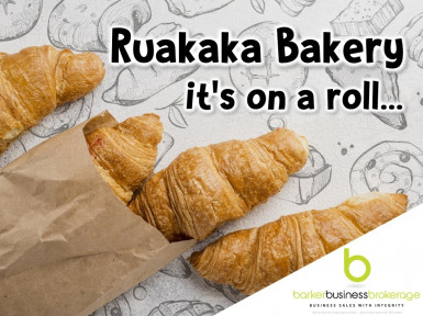 Bakery Business for Sale Ruakaka Northland