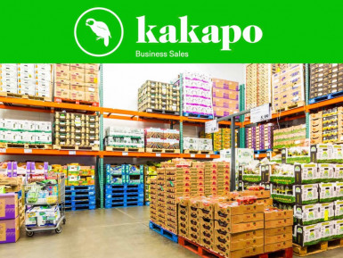 Wholesale Food Distribution Business for Sale Northland