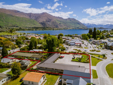 Motel for Sale Wanaka