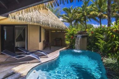 Luxury Boutique Resort Business for Sale Rarotonga