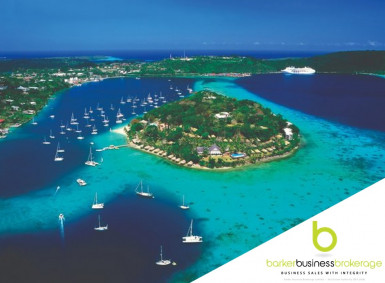 Hotel Business for Sale Portvila-Vanuatu Islands