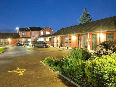 17 Unit Motel with Conference Centre for Sale Palmerston North