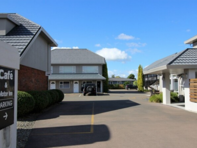 42 Unit Motel Complex Business for Sale Palmerston North