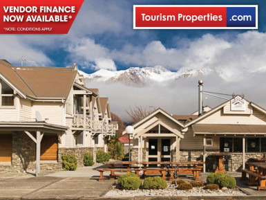 Cafe, Restaurant, Bar & Accommodation Complex Business for Sale Glenorchy Queenstown