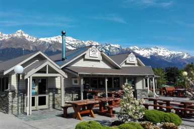Key Queenstown Tourism Complex Business for Sale Glenorchy