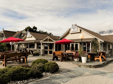 Lodge, Cafe, Bar & Restaurant Business for Sale Glenorchy Queenstown