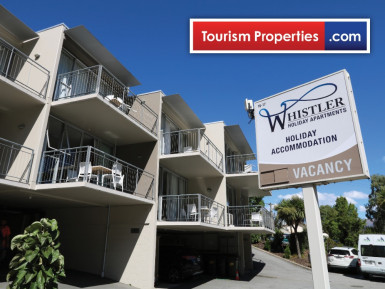 Whistler Holiday Apartments Management Rights Business for Sale Queenstown