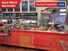 Habebes Cafe and Food-Caravan Business for Sale Queenstown CBD