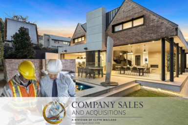 Property Products and Services Business for Sale Queenstown